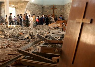 Is this the future for Middle Eastern churches?