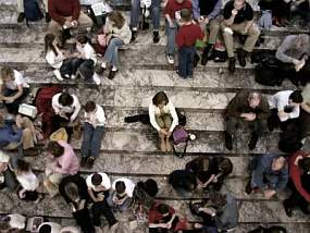 crowd_alone