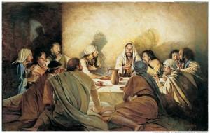 Jesus' last message