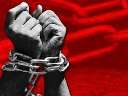 Slavery is still widespread today.