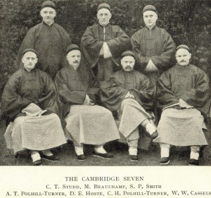 C T Studd and the Cambridge Seven demonstrate their cross-cultural adaptability